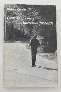 Contexts of Poetry Interviews 1961 1971