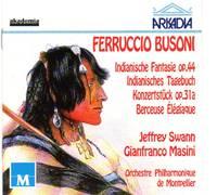 Works for Piano and Orchestra, Vol.I: Indianische Fantasie, Op.44;  Indianisches Tagebuch; Konzertstuck, Op.31a; Berceuse Elegiaque [CD - Music Compact Disc]