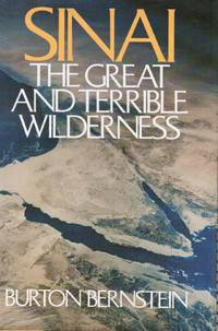 Sinai the Great and Terrible Wilderness