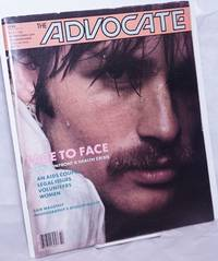 image of The Advocate: the national gay newsmagazine; #391, April 3, 1984; in two sections; face to face [AIDS]
