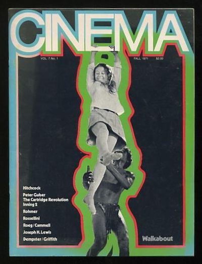 Beverly Hills CA: Spectator International. Near Fine. 1971. (Vol. 7, No. 1). Magazine. . (B&W photog...