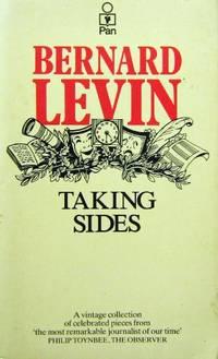 Taking Sides by Bernard Levin - Paperback - from World of Books Ltd (SKU: GOR002544828)