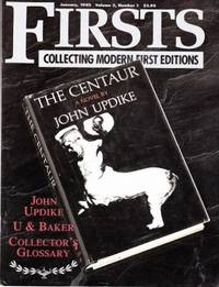 """image of Collecting John Updike: As Featured in """"Firsts Magazine"""" January, 1993"""