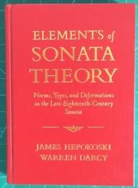 Elements of Sonata Theory: