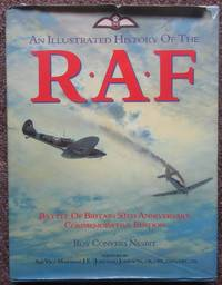 image of Illustrated History of the Raf. Battle of Britain 50th Anniversary Commemorative Edition.