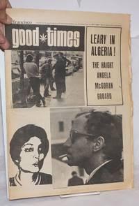 image of Good Times: vol. 3, #41, Oct. 16, 1970: Leary in Algeria! The Haight; Angela; McGoran; Godard