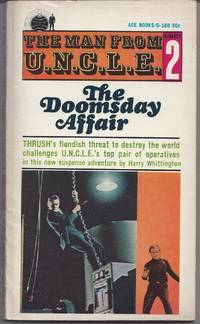 image of The Doomsday Affair - The Man From U.N.C.L.E. #2 - TV Tie-In