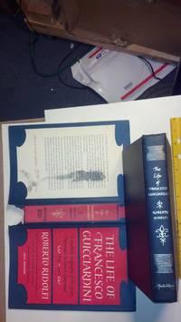 The Life of Francesco Guicciardini - 1st US Edition