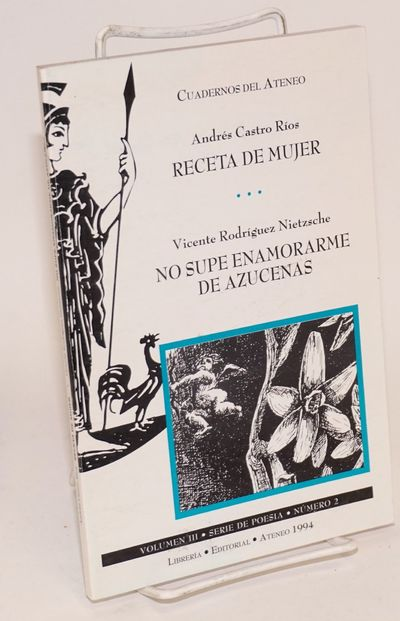 San Juan: Editorial LEA, 1994. Paperback. 30p. + 32p. + ads and preliminaries, texts in Spanish, ill...