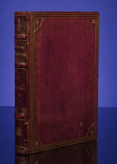 London: Hodder and Stoughton, 1909. Edmund Dulac's Rubaiyat . KHAYYÁM, Omar. FITZGERALD, Edward (...