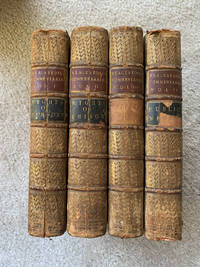 Commentaries on the Laws of England in Four Books (1775)