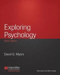 Exploring Psychology (Palgrave International)