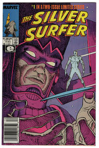 image of The Silver Surfer #1