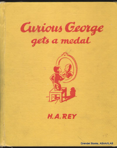 Boston:: Houghton Mifflin,. Very Good. 1957. Hardcover. Illustrated by the author. No indication of ...
