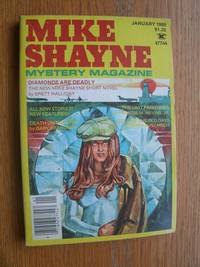 Mike Shayne Mystery Magazine January 1980 Vol 43, No. 1