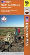 image of North York Moors: Eastern Area (OS Explorer Map)