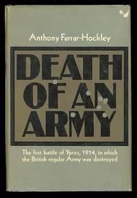 DEATH OF AN ARMY.