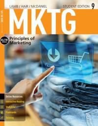 MKTG - Principles of Marketing