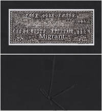 Migrant: The Journey of a Mexican Worker (Accordion book)