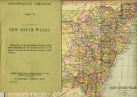 Colonization Circular. Part VI.  New South Wales