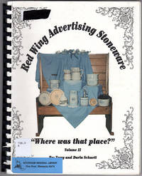 "image of Red Wing Advertising Stoneware: ""Where was that place?"" Volume II"