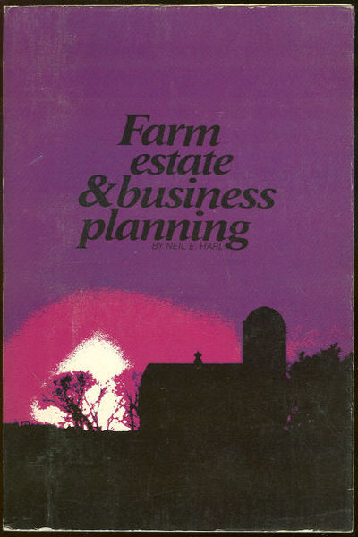 Image for FARM ESTATE AND BUSINESS PLANNING