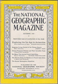 National Geographic Magazine, October 1935 (Vol. 68, No. 4)