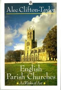 image of English Parish Churches as Works of Art (Oxford paperbacks)