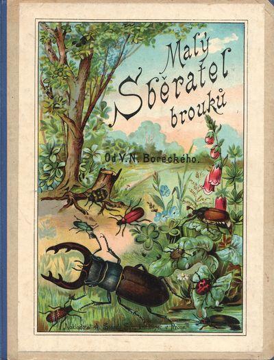 Prague: A. Storch syn, . Octavo (21.6 x 16.8 cm). Original pictorial boards; , 73, pp. Four color li...