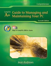 image of A+ Guide to Managing and Maintaining Your PC (Computer Problem Solving)