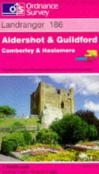 Aldershot and Guildford, Camberley and Haslemere (Landranger Maps) by Ordnance Survey - Paperback - from World of Books Ltd and Biblio.com