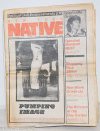 image of New York Native: #47, Sept. 27 - Oct. 10, 1982; Pumping Image