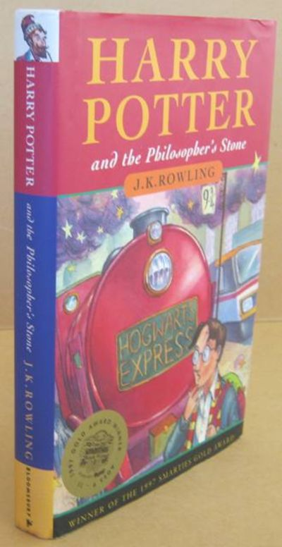 Harry Potter Book Value Guide : Harry potter and the philosopher s stone by rowling j k