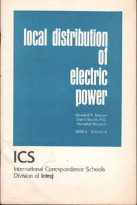 image of LOCAL DISTRIBUTION OF ELECTRIC POWER.