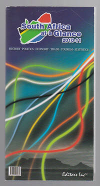 image of South Africa At a Glance  2010-11:  History-Politics-Economy-Trade-Tourism-Statistics