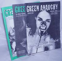 image of Green Anarchy: an anti-civilization journal of theory and action [3 issues]