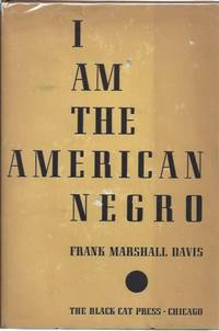 I Am the American Negro