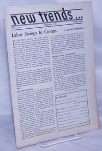 image of New Trends: Vol. 1 No. 3, November 1945