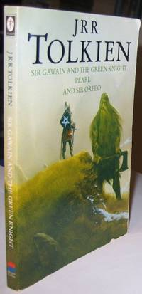 Sir Gawain and the Green Knight, Pearl, and Sir Orfeo by J. R. R. (John Ronald Reuel Tolkien) Tolkien - Paperback - 5th Pinting - 1995 - from Nessa Books and Biblio.com