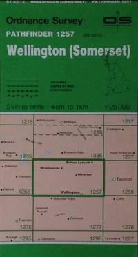 Wellington (Somerset) Pathfinder map sheet 1257