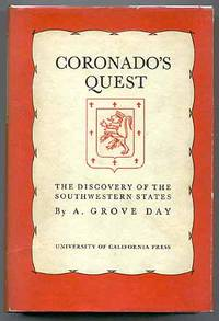 Berkeley: University Of California, 1940. Hardcover. Fine/Near Fine. First edition. Large bookplate ...