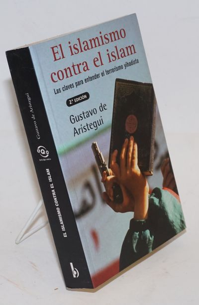 Barcelona: Ediciones B., 2004. Paperback. 382p., trade paperback with stiff flapped covers, very goo...