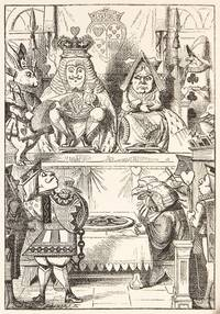 Alice's Adventures in Wonderland (with the original illustrations by John Tenniel).