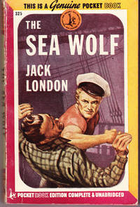 The Sea Wolf by  Jack London - Paperback - 1st Printing - 1945 - from John Thompson (SKU: 32209)