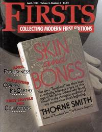 """image of Collecting Cormac McCarthy: As Featured in """"Firsts Magazine"""" April , 1993"""