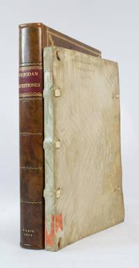 Questiones Johannis buridani super octo libros politicorum Aristotelis