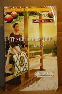 The Christmas Quilt (Love Inspired (Large Print))