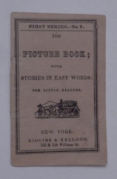 New York: Kiggins & Kellogg, 1856. Later printing. Wraps. Near Fine. Later printing. 8 pages plus pr...