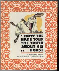 image of HOW THE HARE TOLD THE TRUTH ABOUT HIS HORSE
