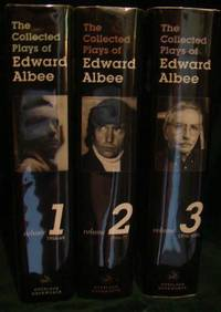 The Collected Plays of Edward Albee - 3 Volumes (Signed)